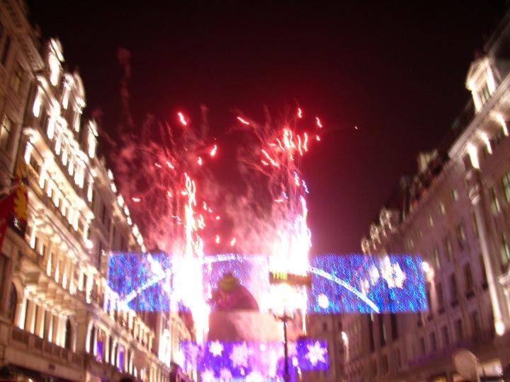 Regents Street Christmas 3