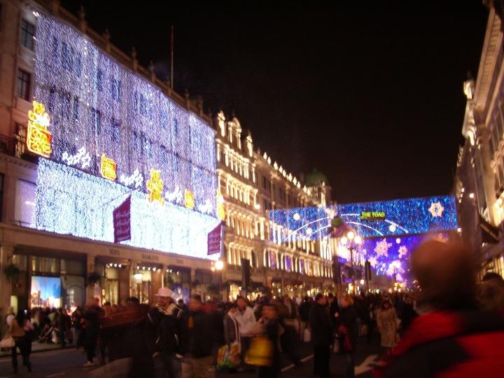 Regents Street Christmas 2