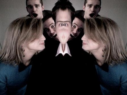 Nick, Shona, Harry, Adam