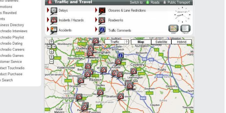 trafficscreenshot