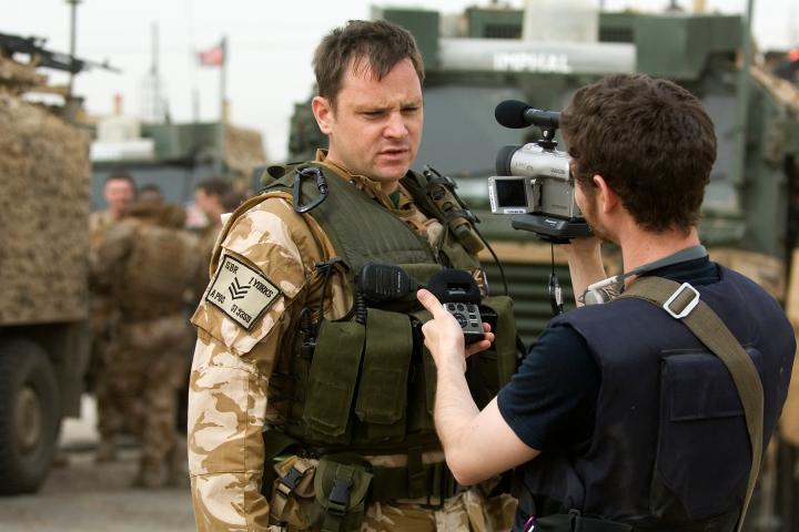Photo: Corporal James Williams RLC