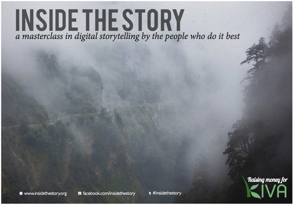 Front cover of Inside the Story